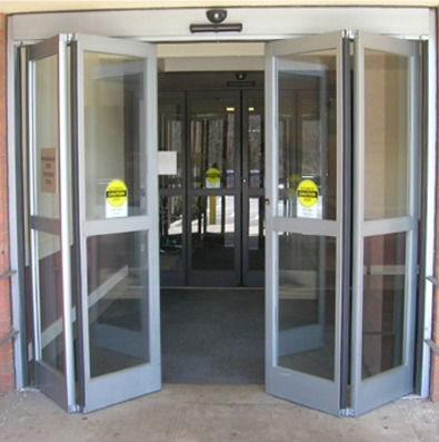 Automatic Folding Doors Kearney Engineering Commercial