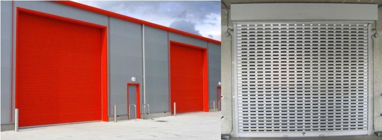 Roller Shutter Doors Kearney Engineering Commercial