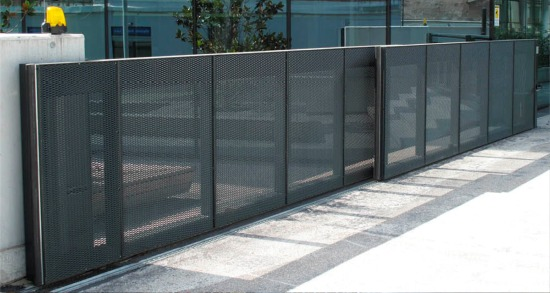 Automatic Telescopic Sliding Gates Kearney Engineering