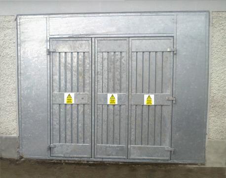 Esb Doors Kearney Engineering Commercial Doors And
