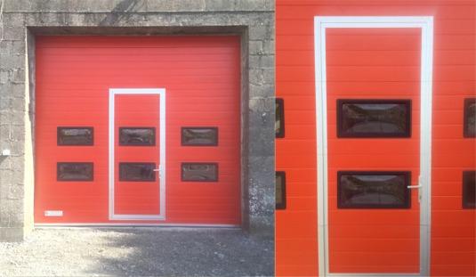 Pass Doors & Pass Doors - Kearney Engineering - Commercial Doors and Maintenance